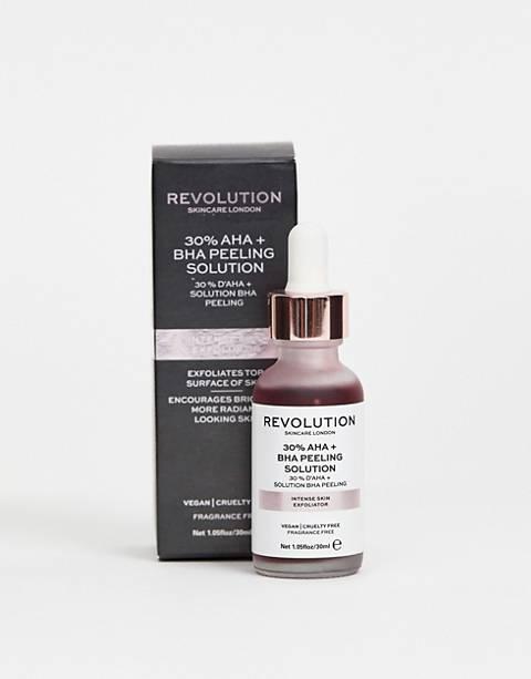 Revolution Skincare – Intense Skin Exfoliator 30 % AHA + BHA Peeling Solution – Intensiv exfoliering