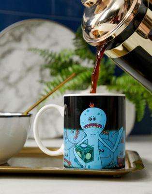 Rick & Morty – Mr Meeseeks – Tasse mit wärmeempfindlichem Design