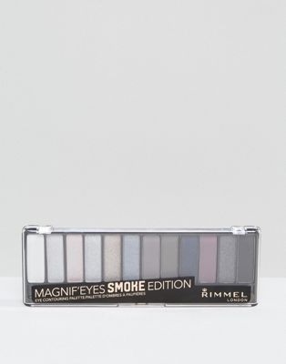 Rimmel 12 Pan Eyeshadow Palette Smokey Edition