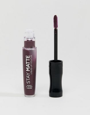 Rimmel Stay Matte Liquid Lip