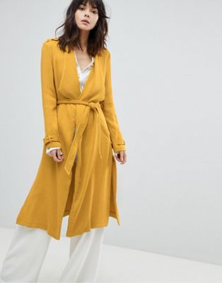 River Island Belted Duster Coat