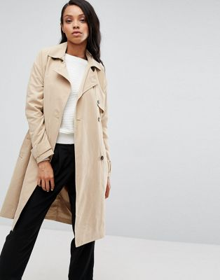 Samsoe & Samsoe Theon Trench Coat