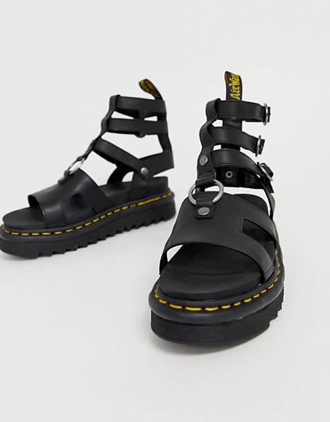 Dr Martens Zapatos Martens De De Dr Zapatos Botas Botas Dr 3Lj54RA