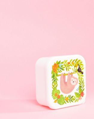 Sass & Belle - Lunch box paresseux
