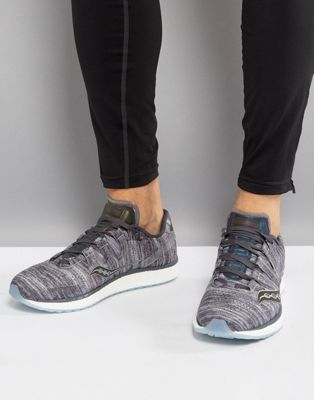 Saucony Running Runlife Chromaflex Freedom ISO Sneakers In Gray S20355-20