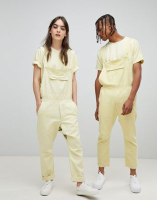Seeker 5 Pocket Overalls in Organic Hemp Cotton