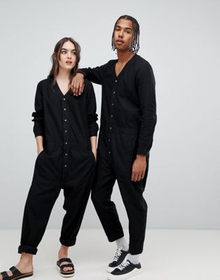 Seeker Boilersuit in Organic Hemp Cotton