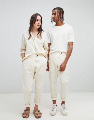 Seeker - Souke - Pantaloni comodi in cotone biologico