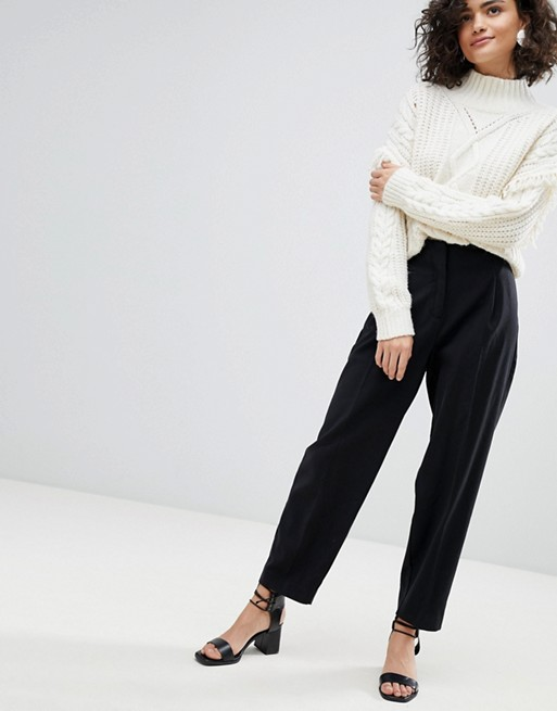Image 1 of Selected Femme Cigarette PANTS
