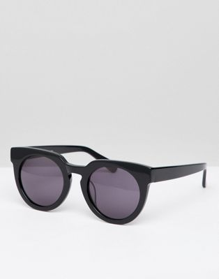 Selected Femme Handmade Acetate Sunglasses With Hard Case
