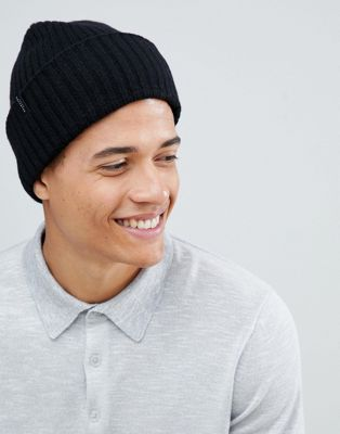 Selected Homme 100% merino wool beanie