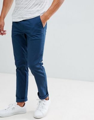 Selected Homme Chinos In Straight Fit