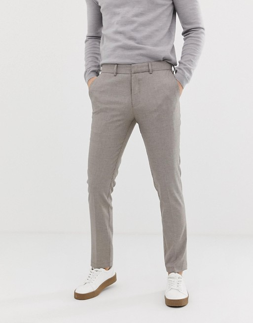 Selected Homme – Elegante Hose in schmaler Passform