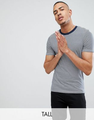 Selected Homme - Gestreept T-shirt
