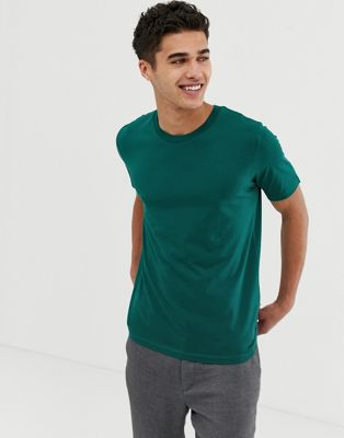 Image 1 sur Selected Homme - Perfect - T-shirt en coton pima
