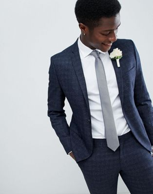 Selected Homme Skinny Wedding Suit Jacket