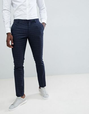 Selected Homme Skinny Wedding Suit Trousers