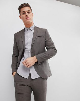 Selected Homme Slim Wedding Suit Jacket