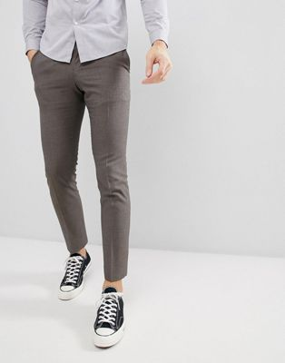Selected Homme Slim Wedding Suit Trousers