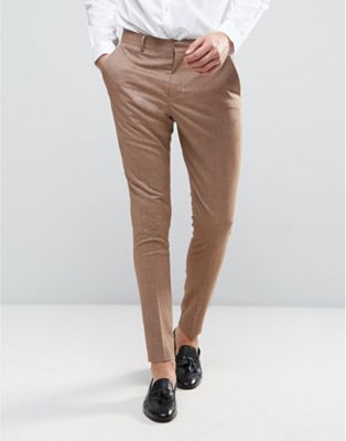 Selected Homme Super Skinny Suit Trousers
