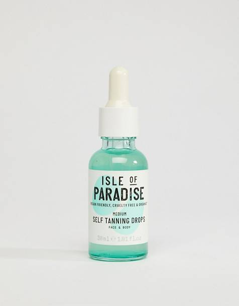 Self Tanning Drops - Medium 30ml fra Isle of Paradise