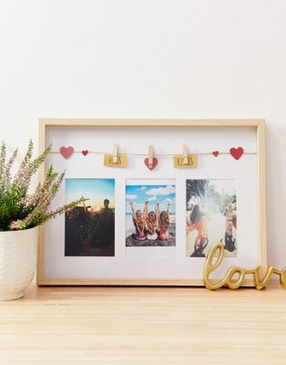 SIL - Fotolijstje 'hugs and kisses'