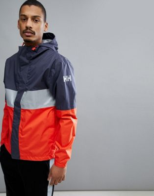 Сине-красная куртка Helly Hansen Active
