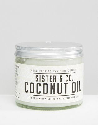 Sister & Co Coconut Oil 250ml