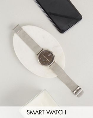 Skagen Connected SKT1113 Jorn Mesh Hybrid Smart Watch