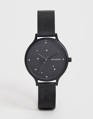 Image 1 of Skagen SKW2761 Anita Constellation mesh watch 34mm