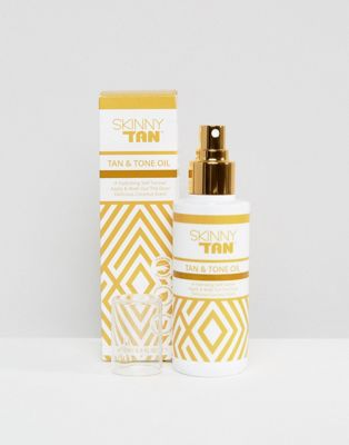 Skinny Tan Tan And Tone Oil - 145ml