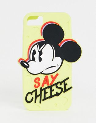 Skinnydip x Disney – Say Cheese – Silikonhülle für iPhone 6/7/8/s