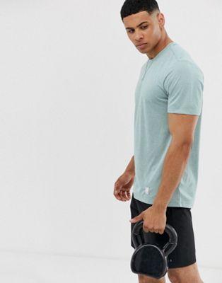 Skins short sleeve top in gray