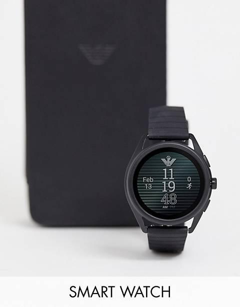 Смарт-часы Emporio Armani Connected ART5017 Matteo 43 мм