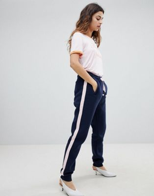 Image 1 of Soaked In Luxury Contrast Trim Jogger