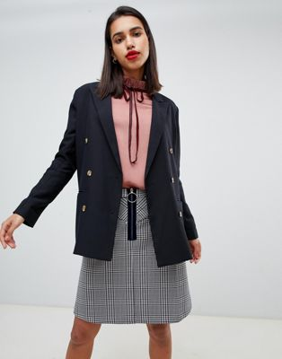 Sofie Schnoor double breated tux blazer