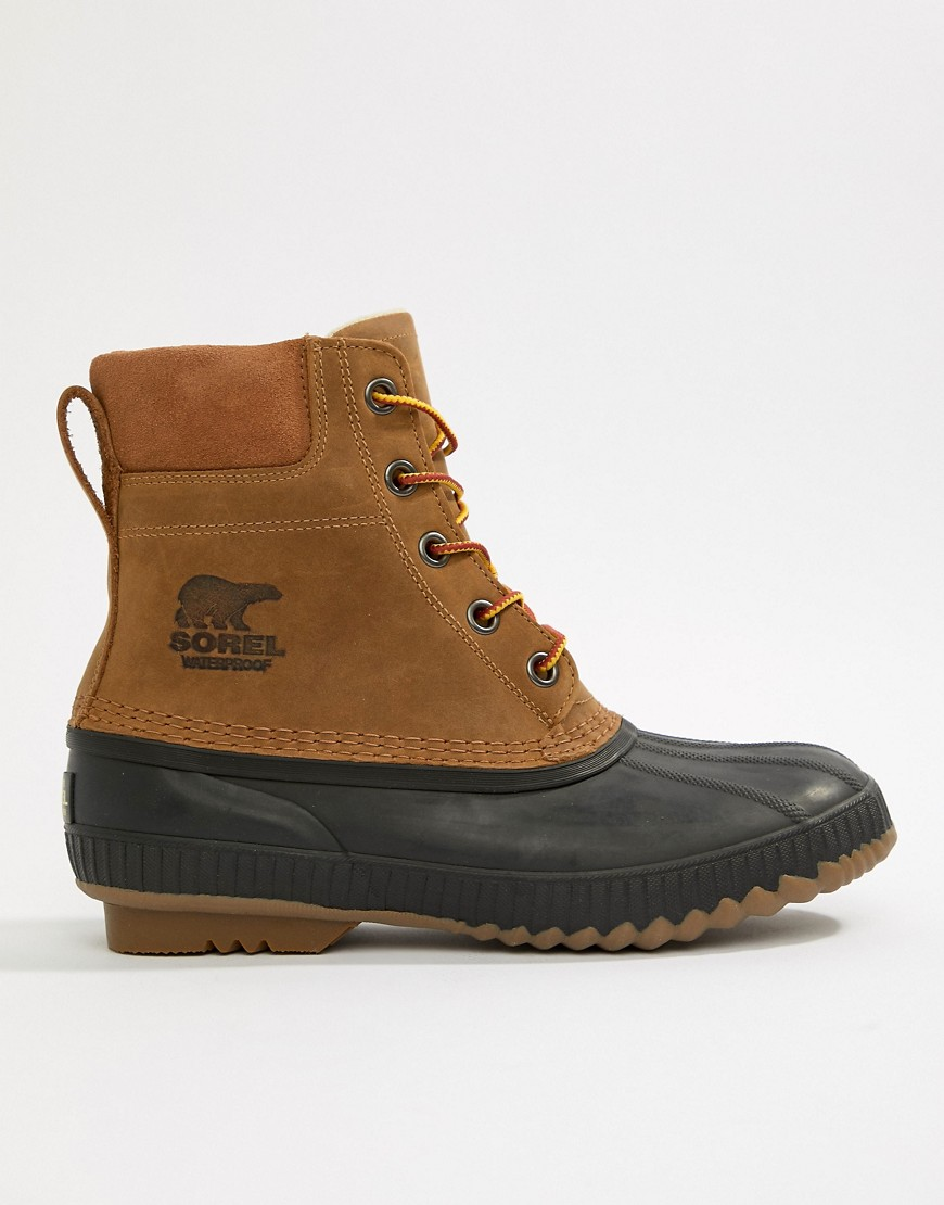 Sorel Cheyanne Ii Boots In Tan by Sorel