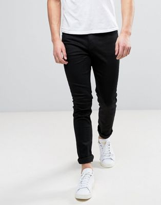 Sorte Skinny jeans fra Cheap Monday