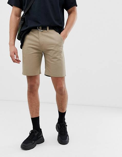 Soul Star slim fit chino short