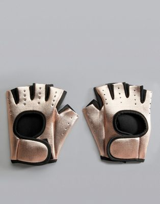 Image 1 of South Beach Weight Training Gloves