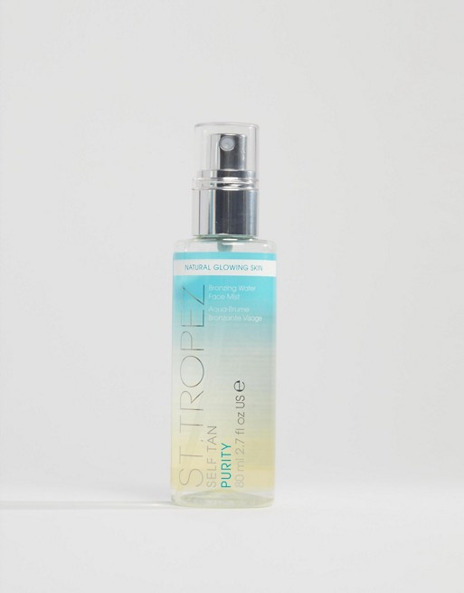 Image 1 of St. Tropez Self Tan Purity Face Mist 80ml