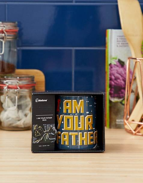 "Star Wars – Mugg med texten ""I am your Father"""
