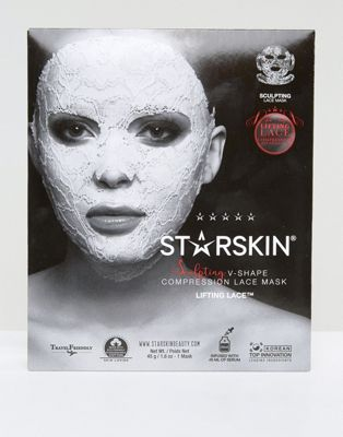 Starskin Lifting Lace Sculpting V-Shape Compression Mask