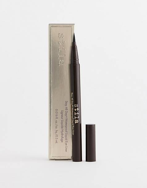 Stila – Stay All Day – Wasserfester Flüssig-Eyeliner – Intense Smoky Quartz