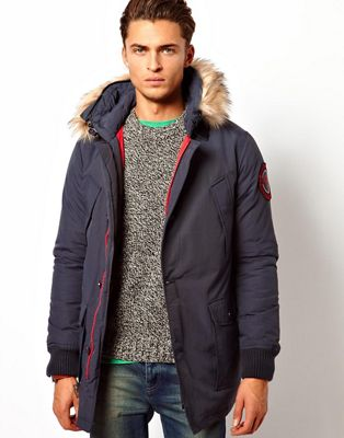 Superdry Everest Manteau Manteau Superdry d6aBqwxYY