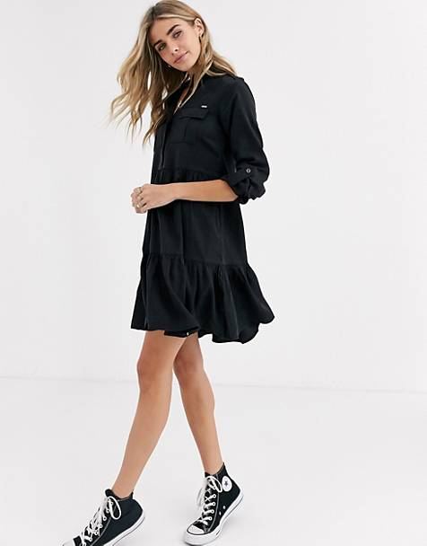 Superdry Kathryn military dress