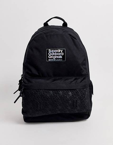 Superdry Montana neoprene backpack