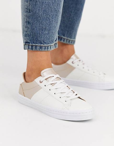 Superdry skater sleek sneakers