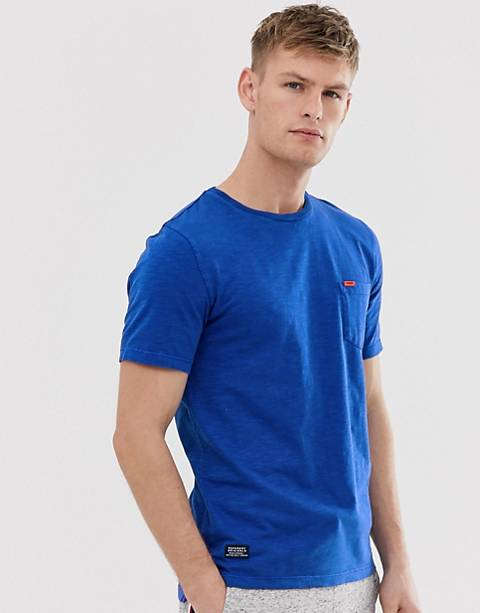 Superdry - T-shirt à poche