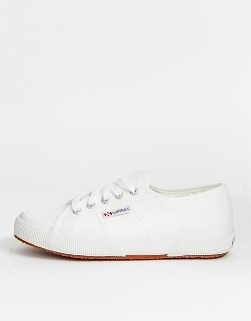 Superga - 2750 - Baskets en toile classiques - Blanc Chaussures femme
